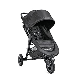 Baby Jogger 2016 City Mini GT Single - Black/Black