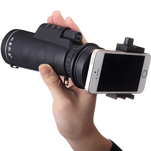 YOKINO 人気 単眼鏡 高倍率 望遠鏡 1600m/9600m視野 10...