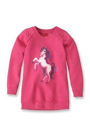 ESPRIT Mädchen Sweatshirt J06761, Gr. 128/134 (XS), Pink (670 very berry)
