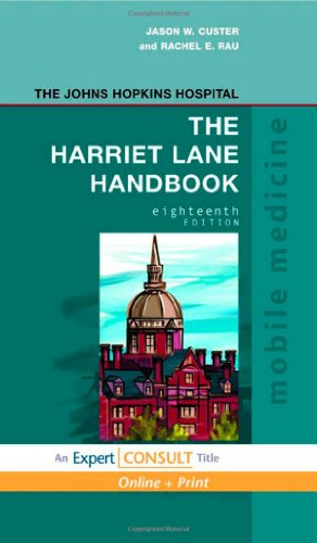 The Harriet Lane Handbook: Mobile Medicine Series, Expert Consult: Online And Print, 18E
