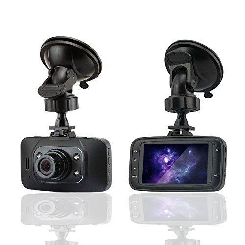 "Niceshop(TM) Mini 2.7"" Full HD 1080P Auto Kamera G-Sensor DVR Recorder TFT LCD Camcorder car Video LED Überwachungskamera Motion Detection Car Camcorder Dashcam Nachtsicht"