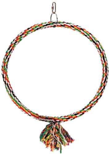 Cheap Pennplax Rope Circle Bird Perch, 13-Inch (BAR8)
