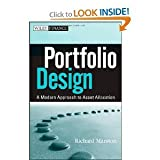 img - for Portfolio Design: A Modern Approach to Asset Allocation (Wiley Finance book / textbook / text book