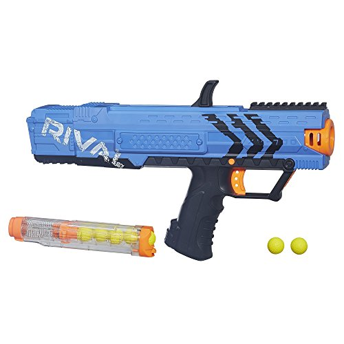 Nerf Rival Apollo XV-700 (Blue) (Nerf Guns With Magazine compare prices)