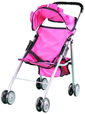 Mommy & Me My First Doll Stroller 9318 from Mommy & Me Doll Collection