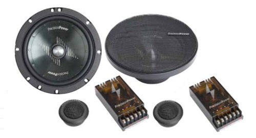 Precision Power PPI S2.65C 6.5-In Sedona Series 130 watts Component System