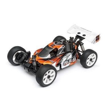 HPI Racing Nitro Off Road 1/8th Pulse 4.6 Buggy 2.4Ghz RTR