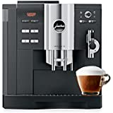 Jura Impressa S9 Classic Black One Touch Espresso Coffee Machine (Certified Refurbished)