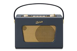 Roberts Radio Sovereign DAB/DAB+/FM RDS Digital Radio - Balmoral Blue
