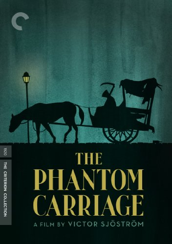 Criterion Collection: Phantom Carriage [DVD] [1920] [Region 1] [US Import] [NTSC]