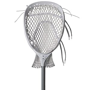 Brine Lacrosse Mini-Money Goalie Stick with 25-Inch Aluminum Handle and 1 Mini-Ball... by Brine