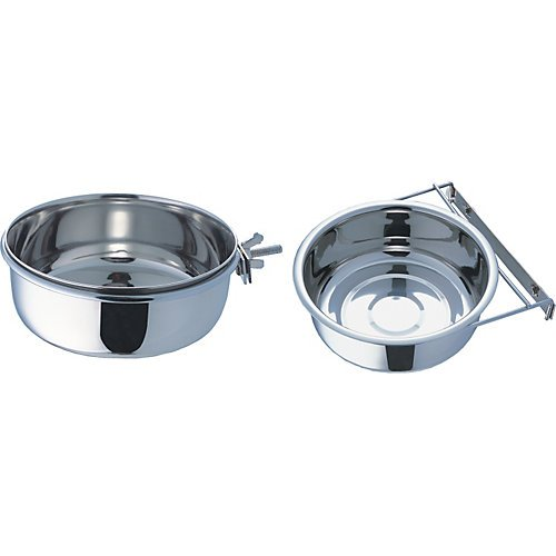 Indipets Stainless Steel Coop Cup With Hooks (5 Oz.) front-1015202