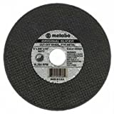 Metabo Original Slicer Cutting Wheels 6inx1/16inx7/8in A36tz T27 Cutting Wheels