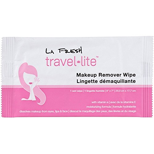 La Fresh Travel Lite Makeup Remover  Wipes (Makeup Remover Wipes Container compare prices)