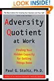 Adversity Quotient  Work: Finding Your Hidden Capacity For Getting Things Done