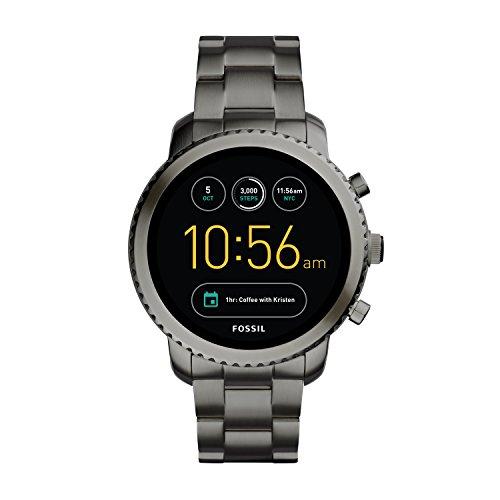 파슬 Fossil Q Gen 3 Smartwatch - Smoke Explorist