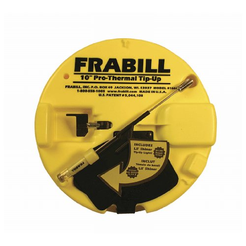 Frabill Pro Thermal Tip-Up With Lil Shiner Light