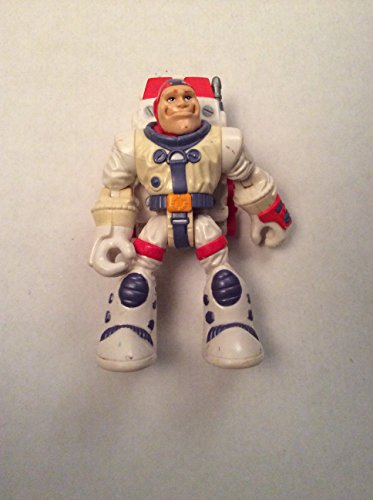 Roger Houston Astronaut Space Rescue Specialist (Retired) Rescue Hero - Fisher Price Action Figure Non Violent Doll Toy Rescue Heroes - 1