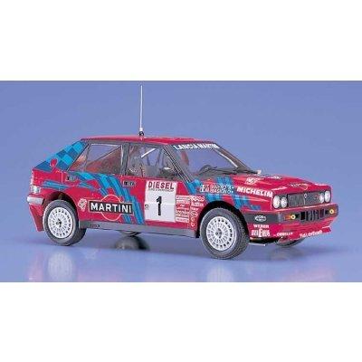 Maquette voiture : Lancia Delta San Remo