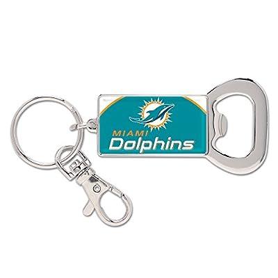 NFL Miami Dolphins Bottle Opener Key Ring