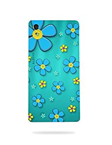 alDivo Premium Quality Printed Mobile Back Cover For Sony Xperia C6 Ultra / Sony Xperia C6 UltraPrinted Mobile Covers (MKD331)