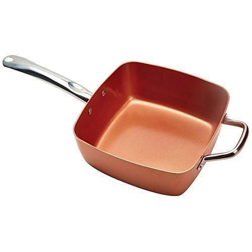 Copper Chef 4 Pc System 6 In 1 Pan Home Garden Kitchen