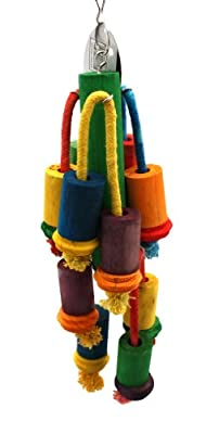 Happy Pet Playtime Parrot Toy