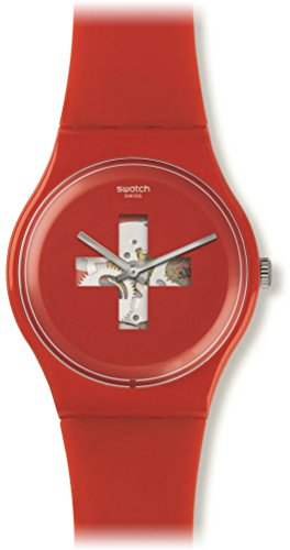 Orologio Swatch New Gent SUOR106 SWISS AROUND THE CLOCK