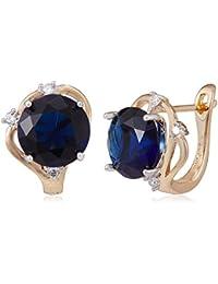 SIA Art Jewellery Clip-On Earrings For Women (Gold) (AZ3239)