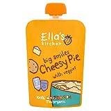 Ella's Kitchen Organic Stage 2 Cheesy Pie with Vegetables 130g