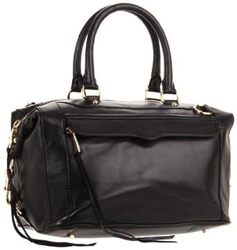 Rebecca Minkoff Mab Shoulder Bag,Black,One Size
