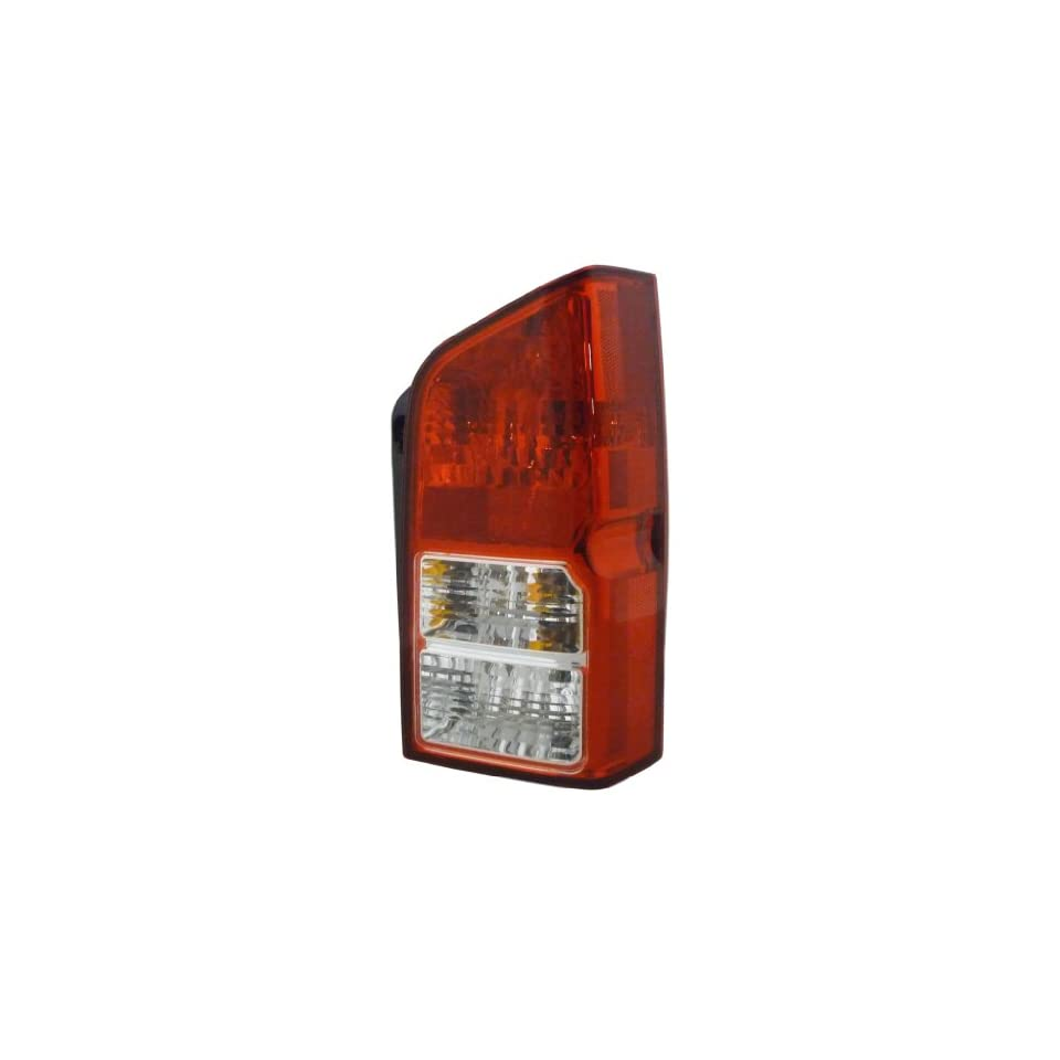 NISSAN VAN/PU PATHFINDER TAIL LIGHT ASSEMBLY RIGHT (PASSENGER SIDE) 2005 2009