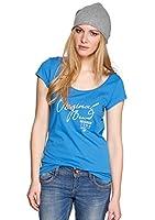 QS by s.Oliver - T-shirt - Col ras du cou - Manches courtes Femme