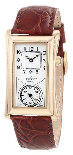 Peugeot Vintage Leather Band Doctors Nurse Watch 0