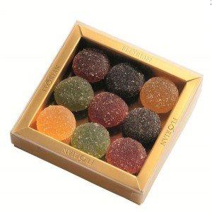 Pâtes de fruits Boîte 18 pièces