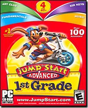 Jumpstart Advanced 1st Grade 2.0