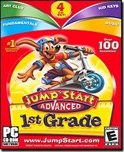Jumpstart Advanced 1st Grade 2.0