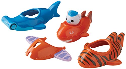 Fisher-Price Octonauts Mission Ready Gup Speeders Gup-B (Fish Bowl Toy Fisher Price compare prices)