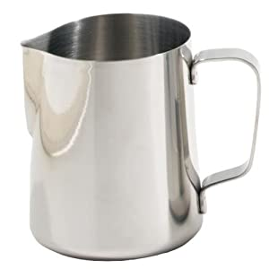 Rattleware 12-Ounce Macchiato Milk Frothing Pitcher from Rattleware