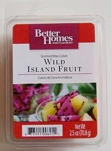 Better Homes and Gardens Wild Island Fruit Wax Melts