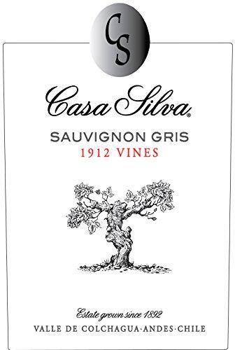 2013 Casa Silva Sauvignon Gris 750 Ml