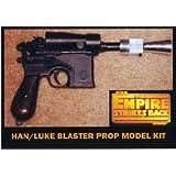 Empire Strikes Back Han Solo Blaster Prop Model Kit