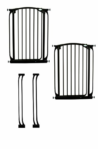 Dreambaby Extra Tall Swing Close Security Gate Includes