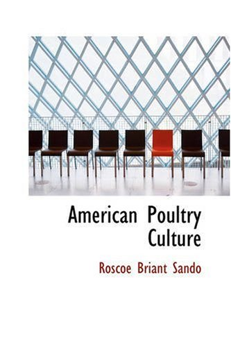 American Poultry Culture