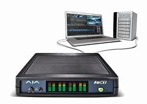 AJA IO XT (HD-Video Capture Box mit Thunderbolt-Anschluß)