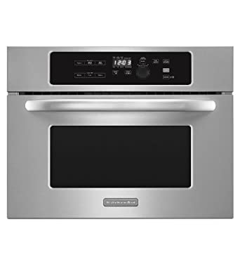KitchenAid Architect Series II KBMS1454BSS 1.4 cu. ft. Built-in Microwave Oven