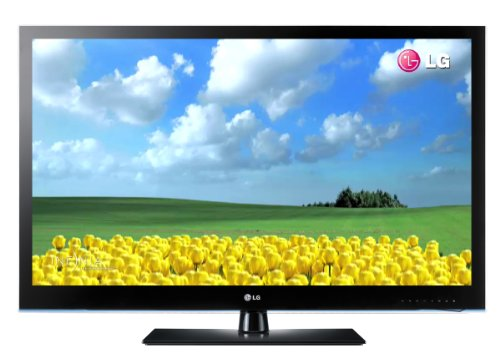 LG 50PJ650 50-inch Widescreen HD Ready 600Hz Plasma TV with Freeview