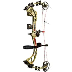 Buy PSE Brute X RTS Package Left Hand Bow, 60-Pound, Mossy Oak Break Up Infinity by PSE
