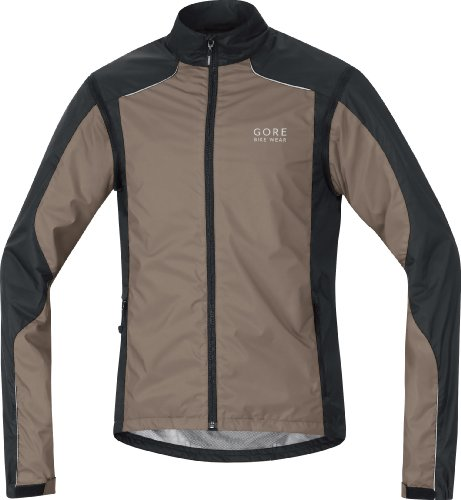 Gore Bike Wear Men's Countdown 2.0 As Zo Jacket - Earth Beige/Black, Large