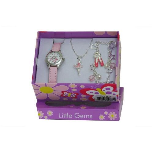 Ravel Children's Jewellery Set: Little Gems Ballerina